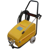 High pressure washer systems