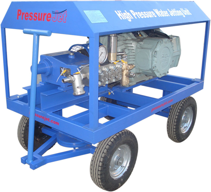 Water Blasting Equipments